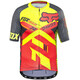 Fox Ascent Pro Bike Jersey Shortsleeve Men yellow/red